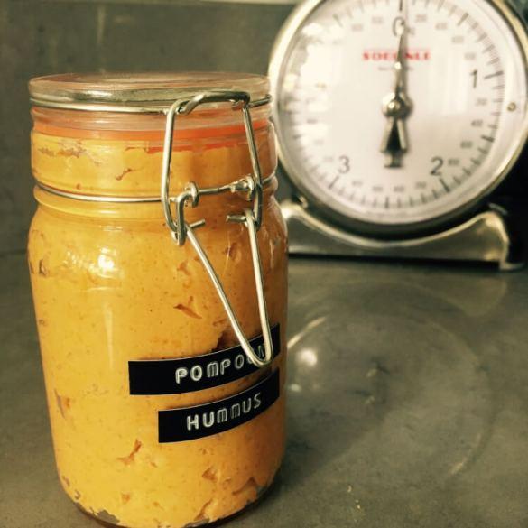 Pompoen Hummus Recept