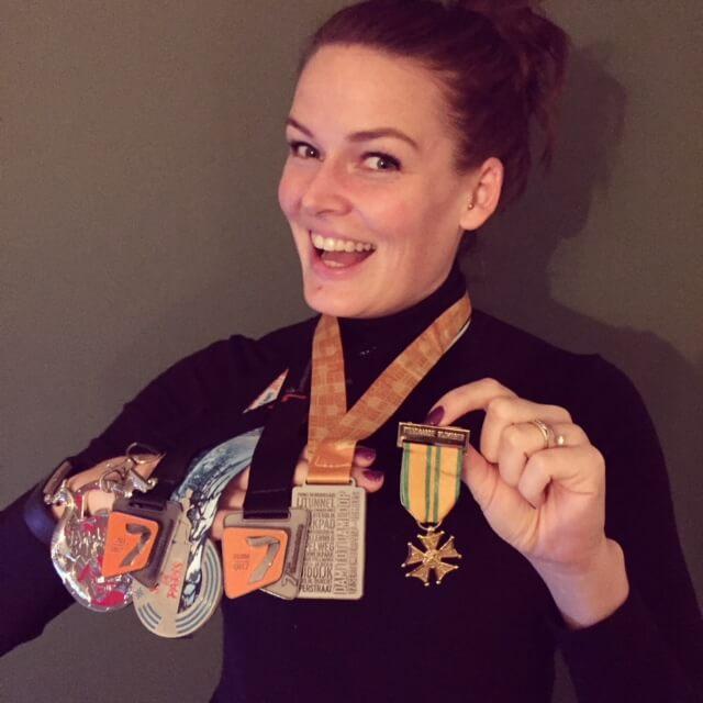 De Medailles Van 2017