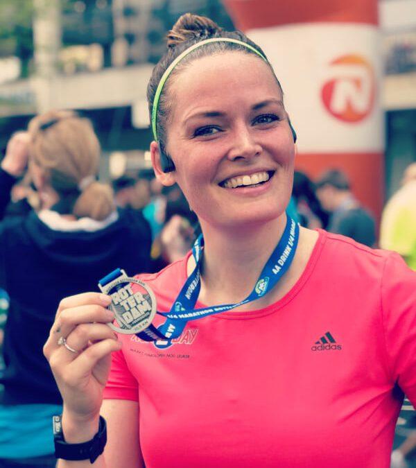 12 Medailles In 12 Maanden | Kwart Rotterdam Marathon