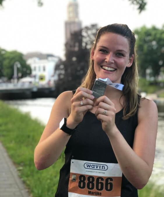 12 medailles in 12 maanden | 4 Engelse Mijl Zwolle