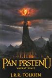 J.R.R. Tolkien: Pán prstenů – Návrat krále (obálka knihy)