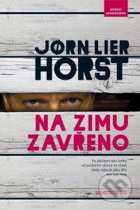 Jørn Lier Horst: Na zimu zavřeno (obálka knihy)