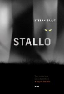 Stefan Spjut: Stallo (obálka knihy)