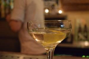 martinis at medusa