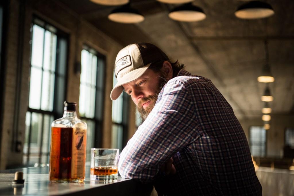 bourbon drinker
