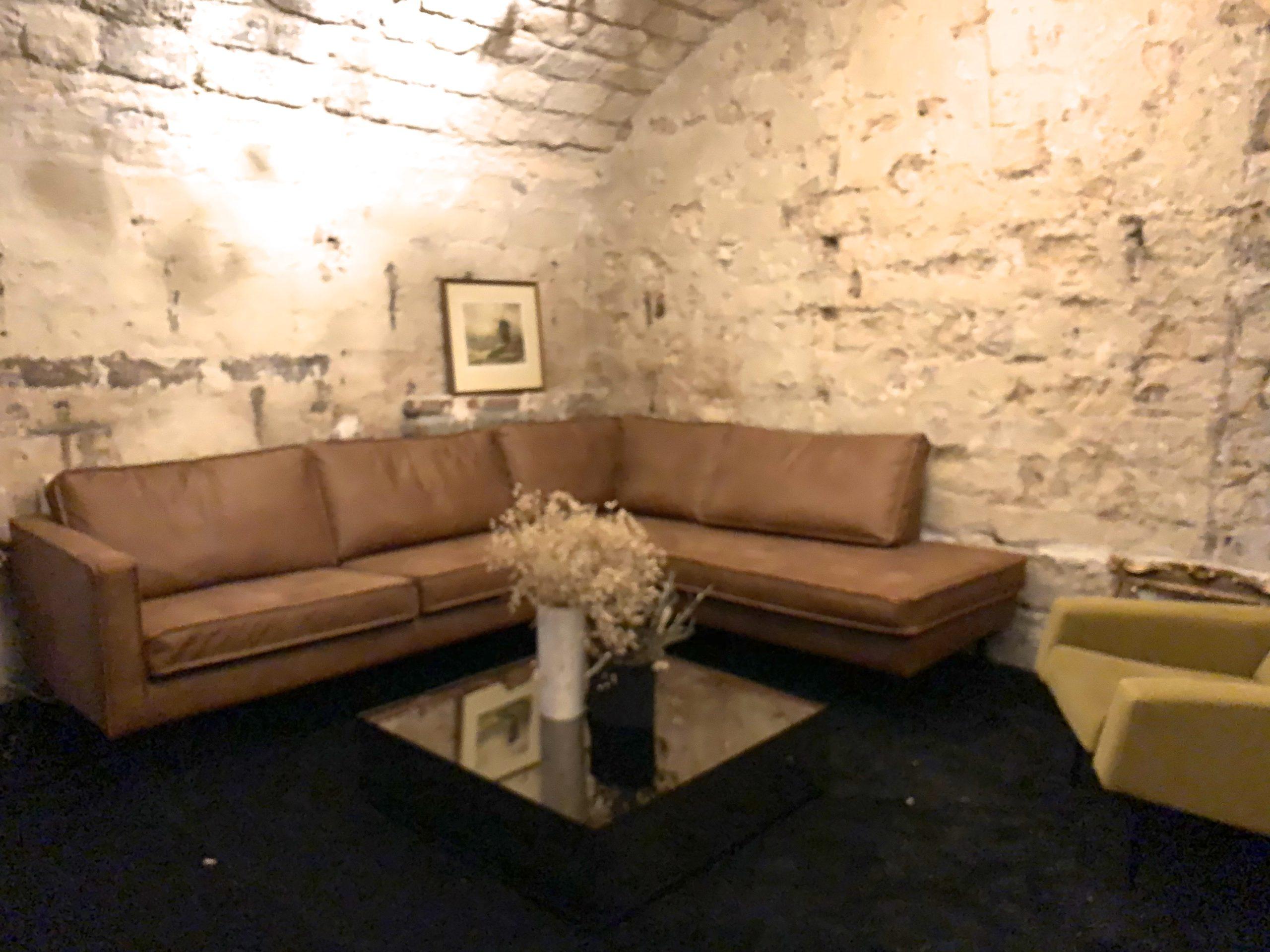 Dirty Lemon Cocktail Bar private room