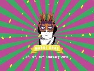 52 Martinis Calendar February