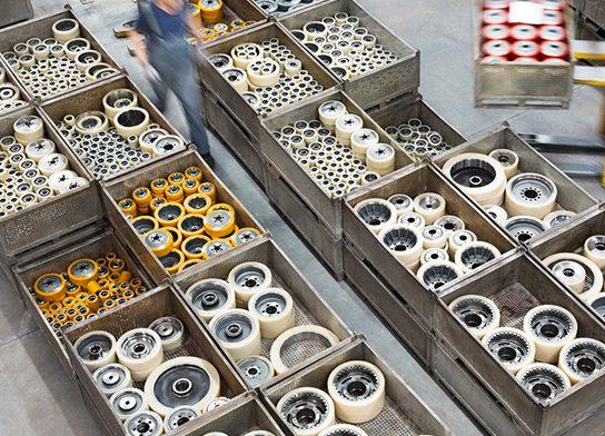 TEP Wheel Factory Storage Shot
