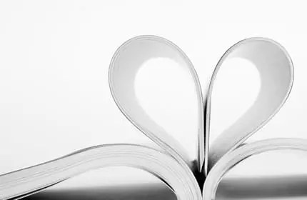 We're book lovers