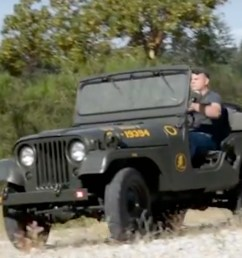 this is our debut walk around viewing of our frame off restoration project it is a 1953 m38a1navy seabees jeep from the nmcb 74  [ 1390 x 982 Pixel ]