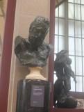 Büste Victor Hugos von Auguste Rodin