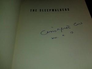 Clark Autogramm