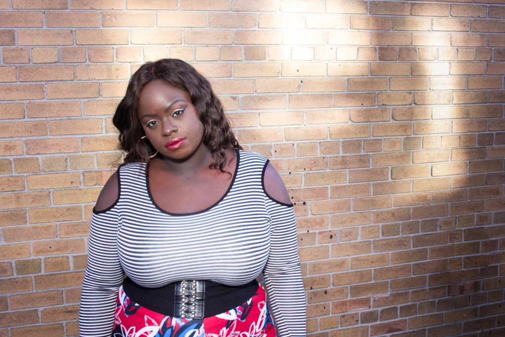 Patrice Rhone Cold Shoulder Outfit 6