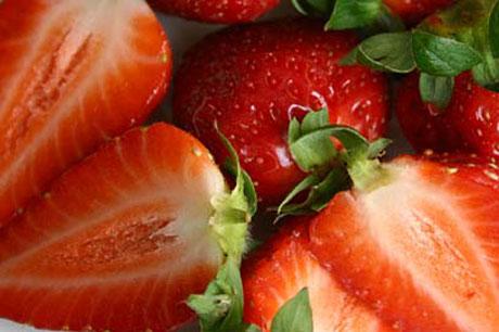 Erdbeeren  ein geschmacklich einmaliges Erlebnis