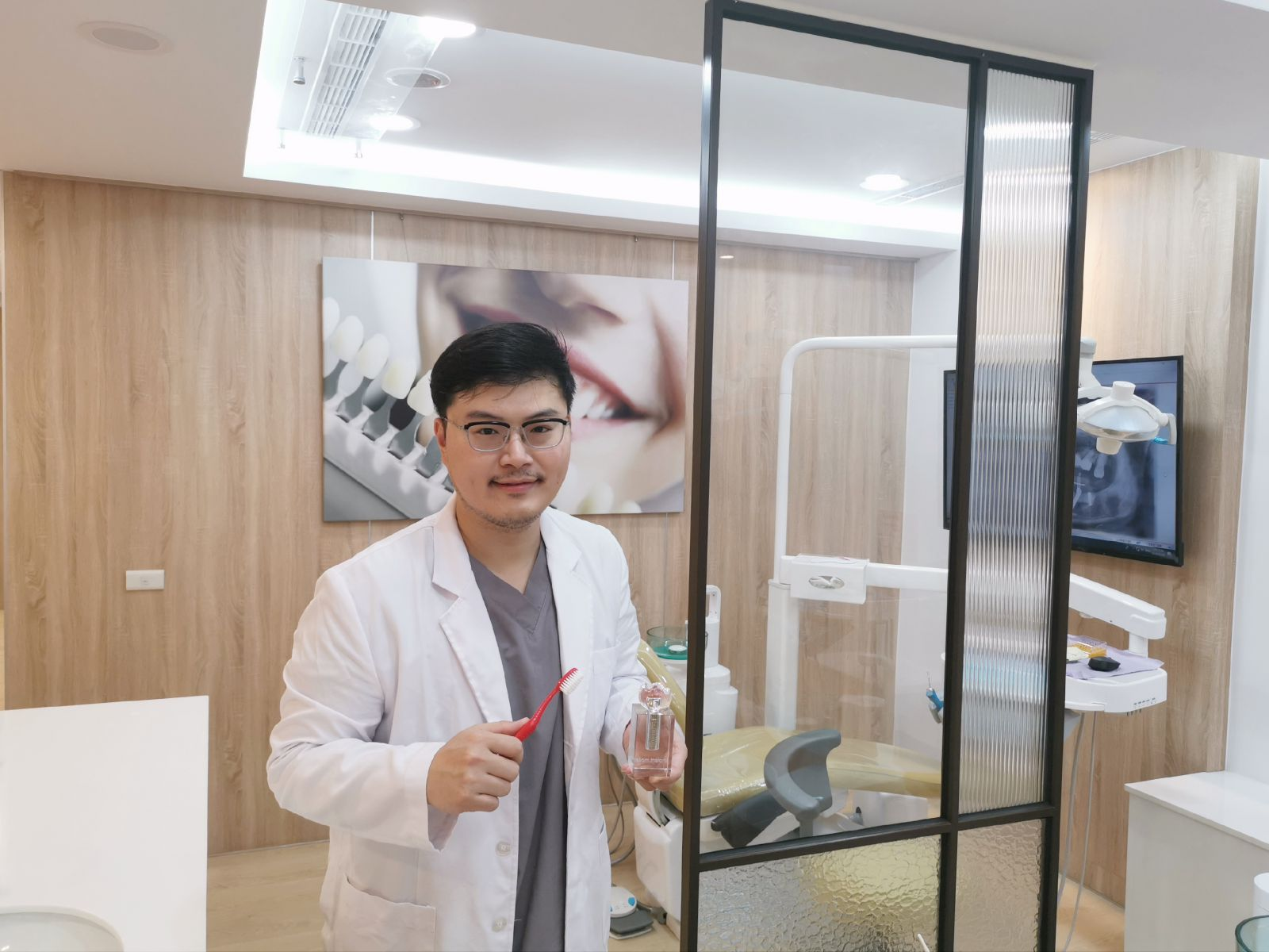 圖:廖朝民牙醫師