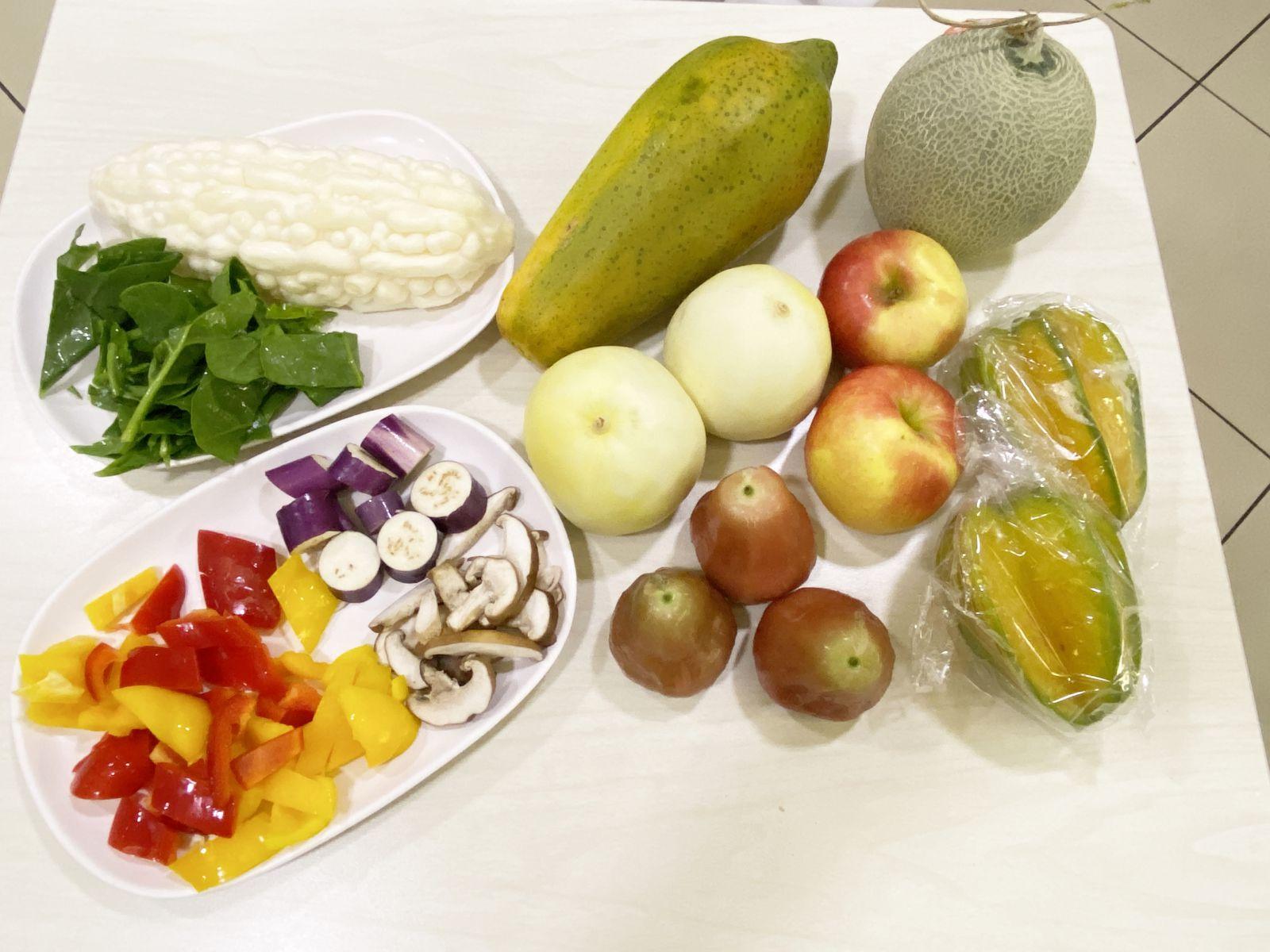 圖:糖尿病患者必須嚴格控制飲食。