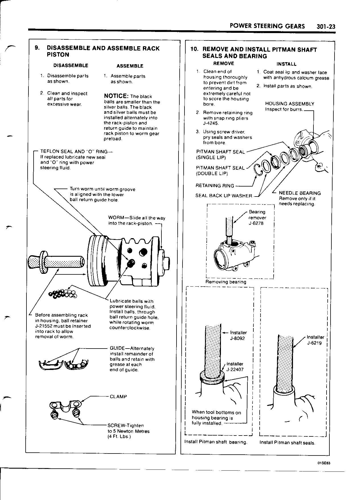 Index Of Images Team Camaro Steeringbox