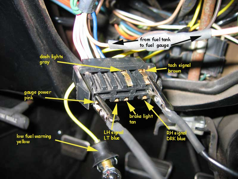 68 Chevelle Wiring Diagram