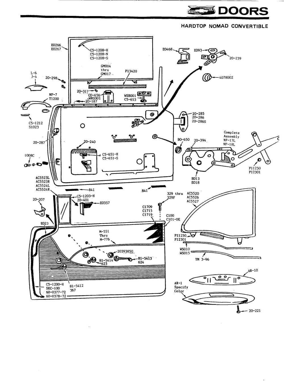 medium resolution of chevy door diagram wiring diagram general home 57 chevy door diagram chevy door diagram