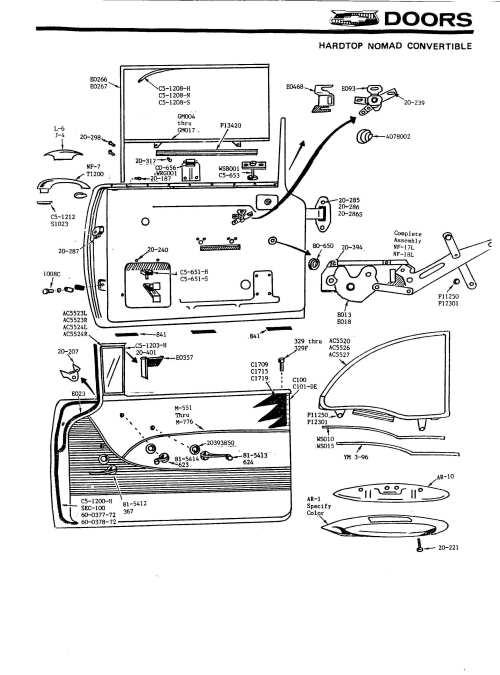 small resolution of chevy door diagram wiring diagram general home 57 chevy door diagram chevy door diagram