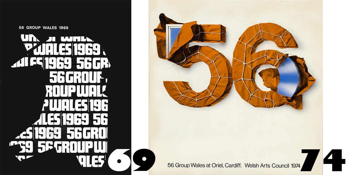 56 Group Wales Archive Posters