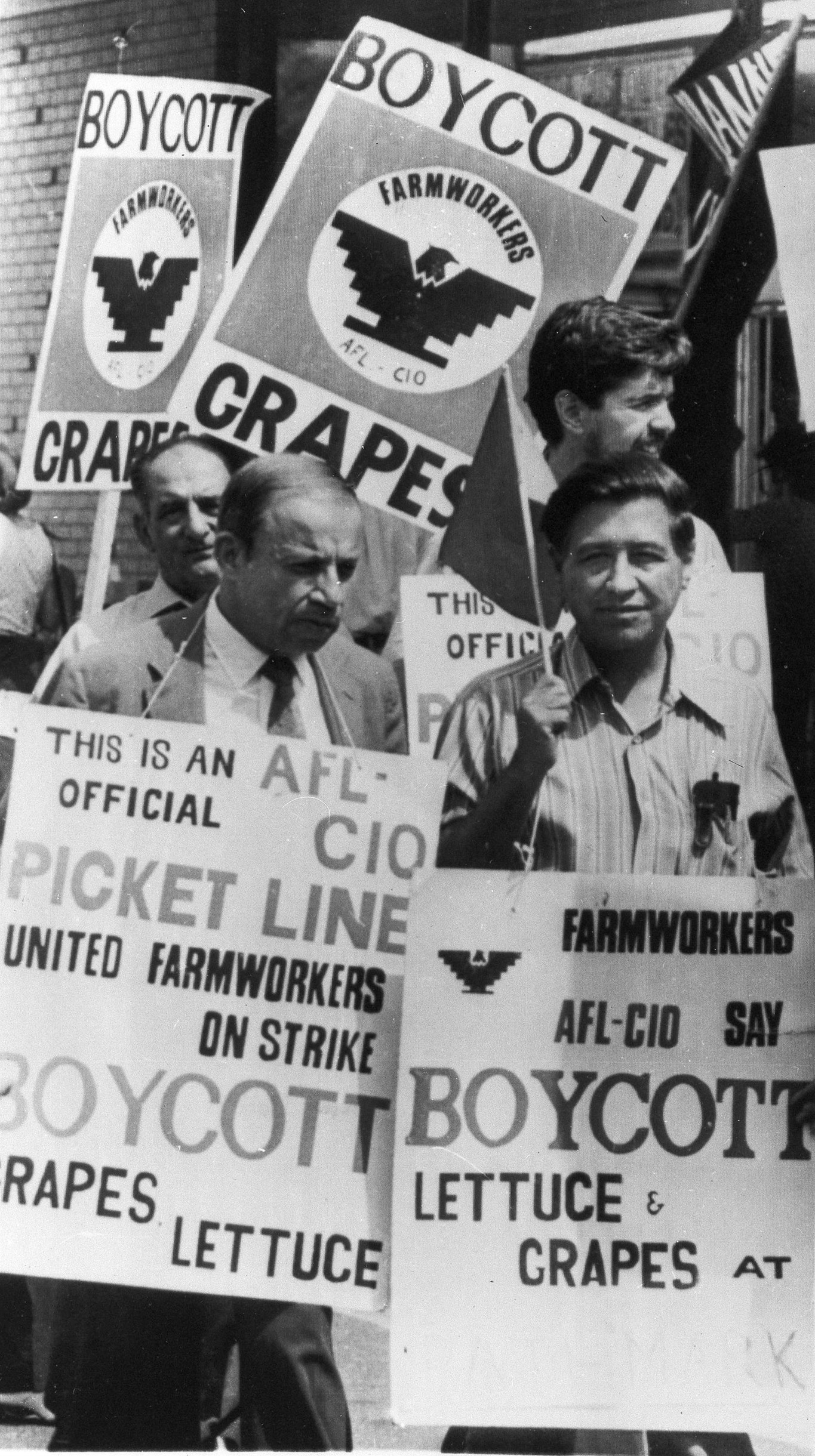 Students To Stay Home Farmworkers To March For Cesar Chavez