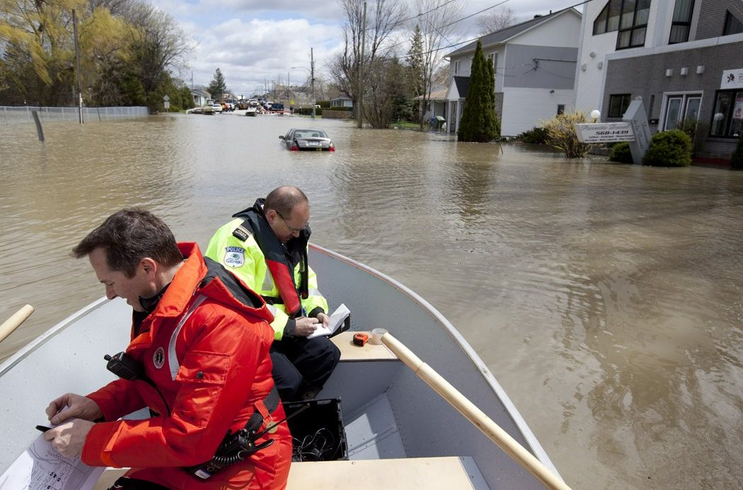 Flooding in Ottawa area expected to worsen over the weekend