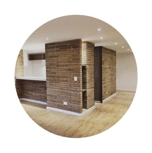 Diseño y remodelación de Interiores en Bogotá - El Urapan