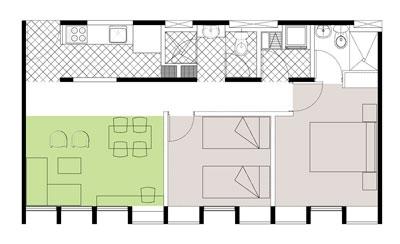 Arquitectura flexible en Colombia