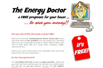 the energy doctor website