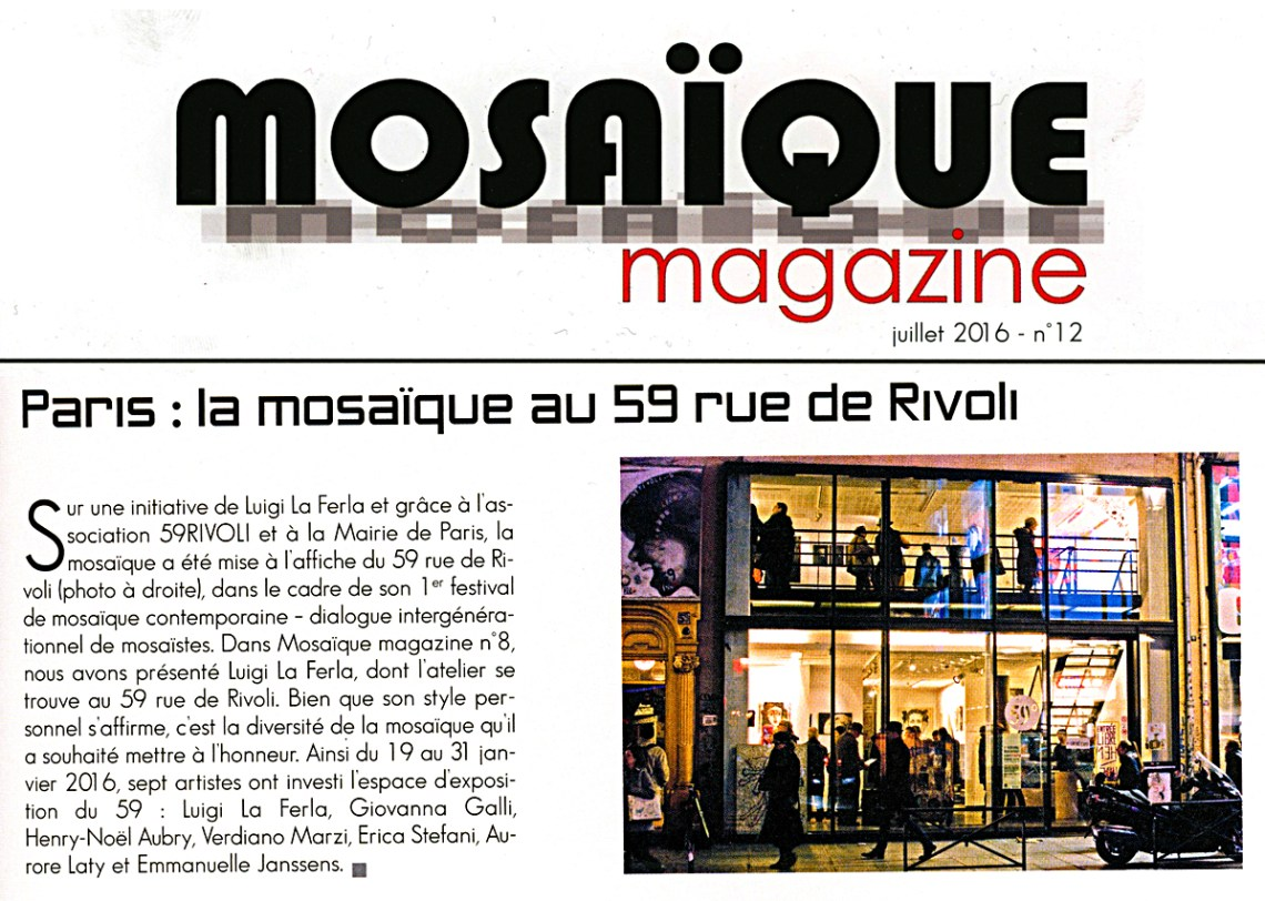 mosaique-magazine