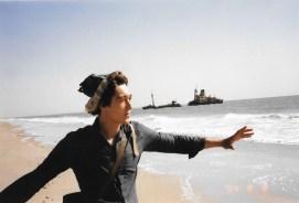 voyage Suisse Francesco Biennale de Dakar, 2002