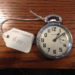 Waltham Pocketwatch