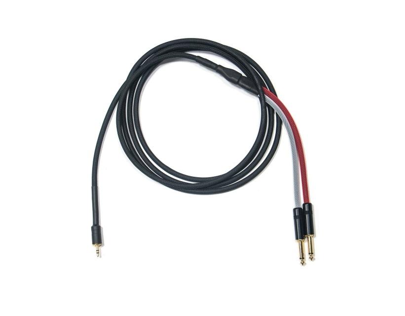 Elite Core CSP Hand-Built Aux Cable
