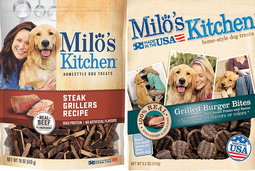 Milos Recalled Bags 5 dog farm