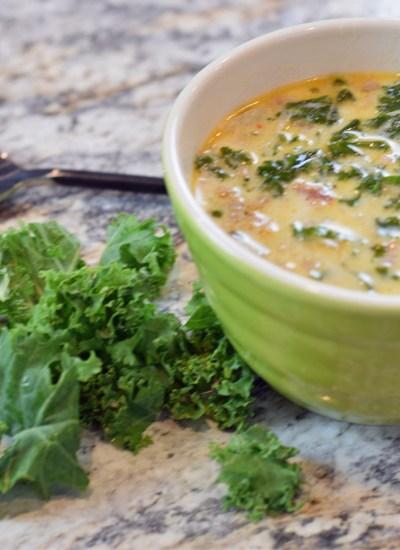 bowl of zuppa toscana 5DogFarm