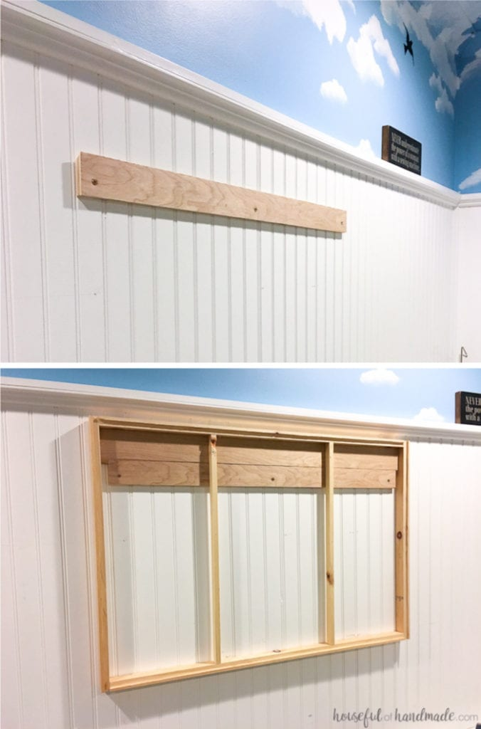 How To Hang Pegboard Removable Tutorial