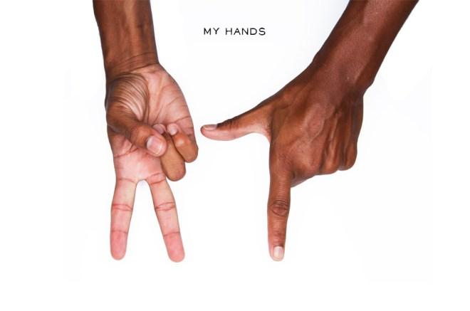 Lando Hands 5elect5