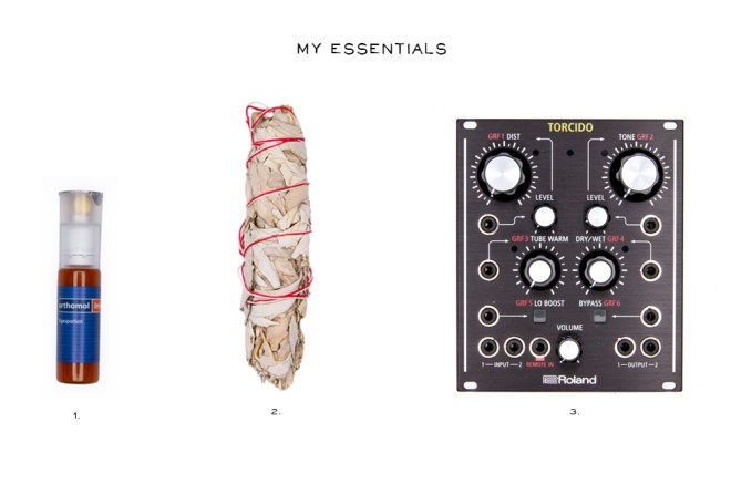 Essentials Mathew Jonson 5elect5