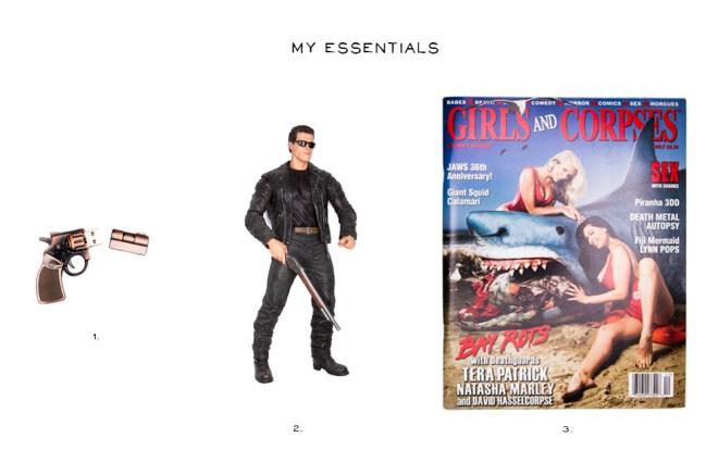 Essentials andhim 5elect5