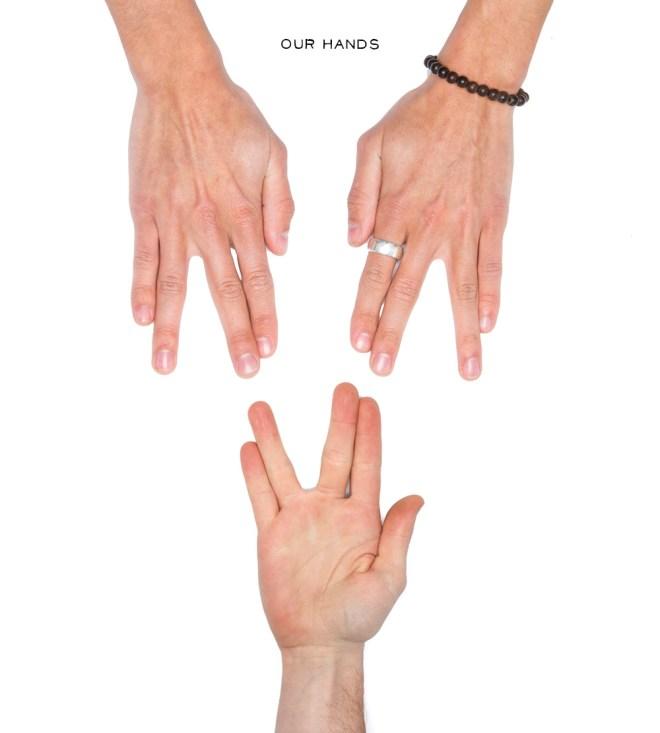 Hands Parra for Cuva & Senoy 5elect5