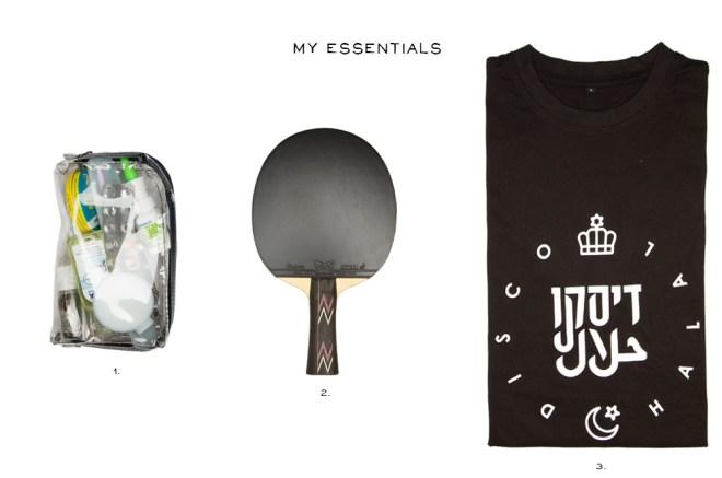 Essentials Moscoman 5elect5