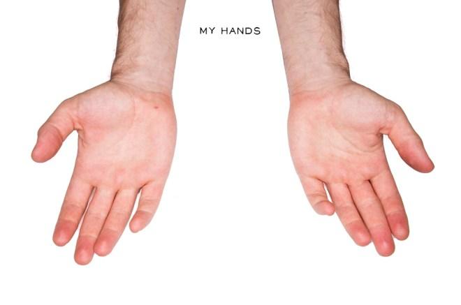 Hands Daedelus 5elect5