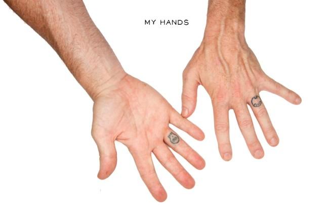 Hands Juan MacLean 5elect5