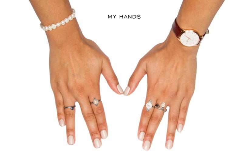 Hands Hannah Faith 5elect5