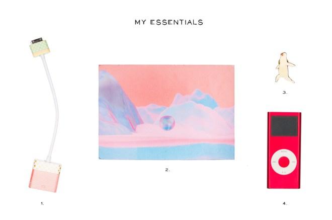 Essentials Suki Quasimodo Through my Speakers 5elect5