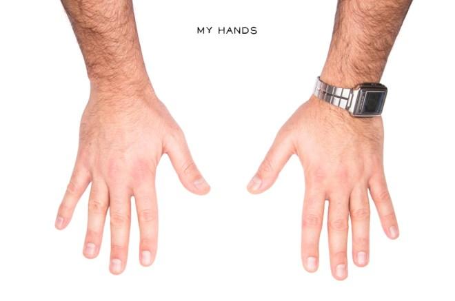 Hands Mr Statik 5elect5