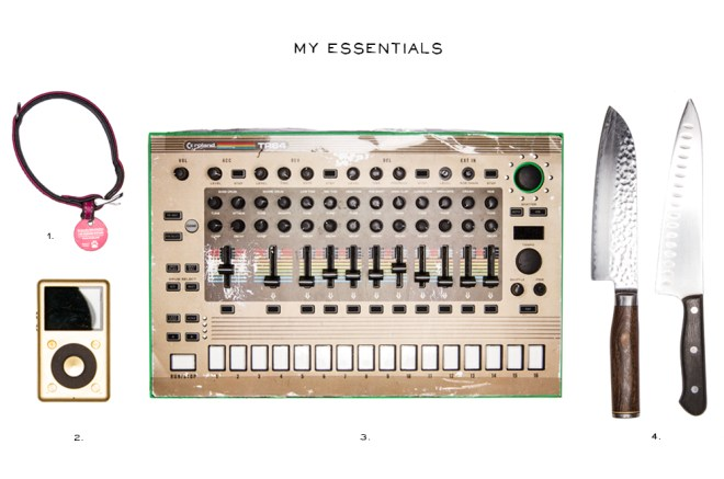 Essentials Marc Houle 5elect5