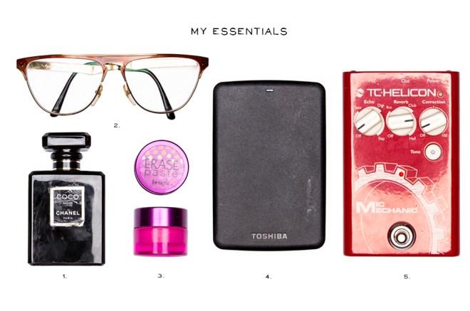 Essentials Perel 5elect5