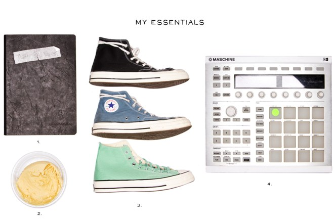 Essentials Noah Slee 5elect5